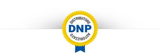 distributore autorizzato DNP
