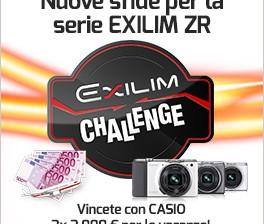 Exilim Challenge Teaser 3