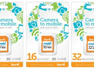 Eye-Fi Mobi - SofTeam
