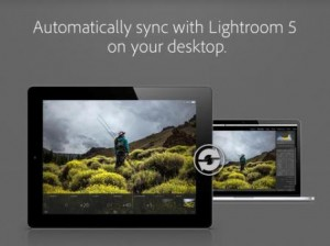 Lightroom Mobile screenshot