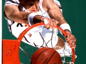 basket - Virtus Kinder Bologna 2000/2001- Alessandro Abbio