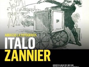 LOCANDINA ITALO ZANNIER