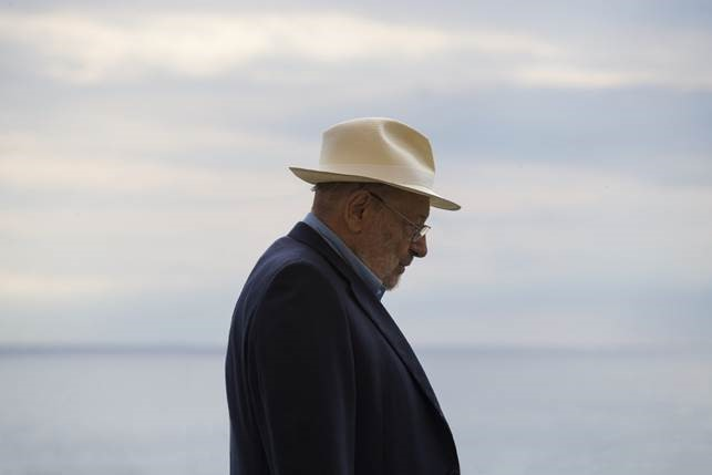 Umberto Eco_photo Roberto Cotroneo