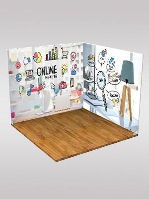 textile-frame-slim-parete