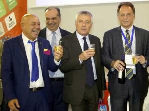 Giuseppe Piumatti, Dario Marengo (Amenthyst), Paolo Pininfarina, Alessandro Cecchi Paone